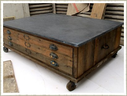 quirky coffee table end