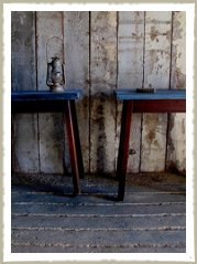 pair of zinc top tables main
