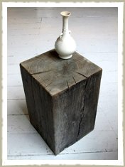 wood block stoo 2l