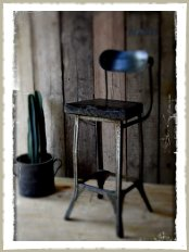 industrial work stool 9