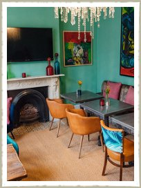 Commercial Amp Trade Restaurant Dining Cafe And Bar Furniture Interior Project Gallery Aged